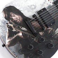 The Walking Dead 'Crossbow' Limited Guitar - Limited Edition Collection