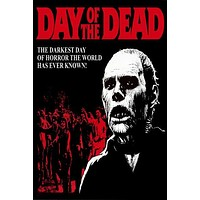 Day of the Dead Movie Poster 24x36