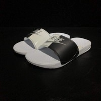 New Nike Slippers cheap Men's and women's nike Slippers Beach shoes-1686248855