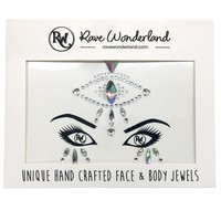 Third Eye Vibes Rave Face Jewel