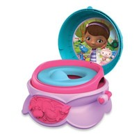 The First Years™ Disney Junior® Doc McStuffins 3-in-1 Potty System