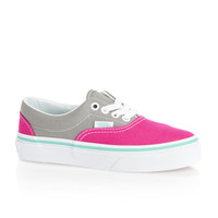Vans Era K-Fuchsia Purple/Neutral Gry