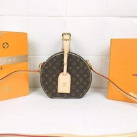 New Arrival LOUIS VUITTON LV Small Apple Box Bags