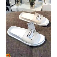 NIKE street fashion men and women casual fashion wild trend slippers #1