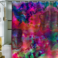 DENY Designs Home Accessories | Amy Sia Midsummer Shower Curtain