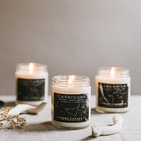 Vessel Candle Co.Zodiac Candle