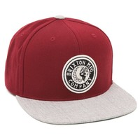Brixton Rival Snapback Hat - Mens Backpack - Red - One