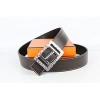 Hermes belt men's and women's casual casual style H letter fashion belt177