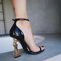 Saint Laurent Pairs YSL Trending High Heels Shoes Sandals Shoes