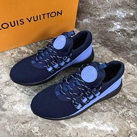 lv louis vuitton womans mens 2020 new fashion casual shoes sneaker sport running shoes 237