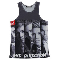 One Direction Rock Me Tank