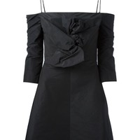 Carven Bow Front Dress
