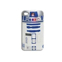 R2D2 Cool Funny Cute Star Wars Machine Movie Famous Case iPhone Cover iPod Cool