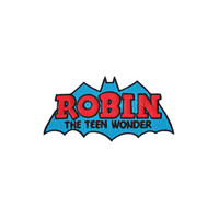 Robin Teen Wonder Iron-On Patch