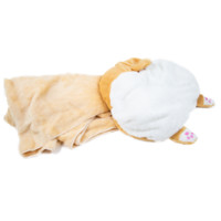 Giant Corgi Butt 3-in-1 Pillow / Hand Warmer / Blanket