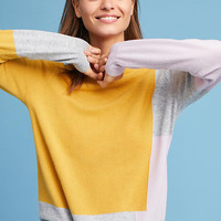 Via Colorblock Pullover
