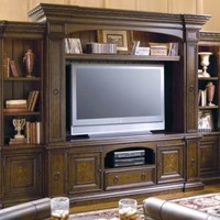 Classic : 901480 : Ravel Entertainment Wall System : Decorium Furniture Store Toronto