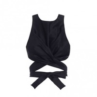 Ringmaster Wrap Top - The Latest