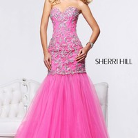 Sherri Hill 2974 Dress - MissesDressy.com