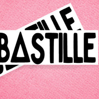 Black Bastille Sticker