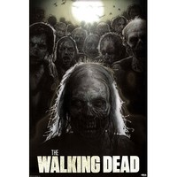Walking Dead Poster Zombies PAS0206