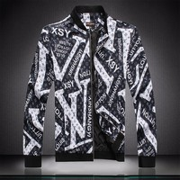 Boys & Men Louis Vuitton Fashion Casual Cardigan Jacket Coat
