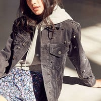 The Ragged Priest Magpie Studded Denim Jacket | Urban Outfitters