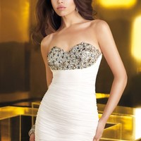 Alyce Paris Homecoming Dress Style 4334