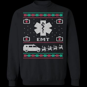 EMT Ugly Christmas Sweater
