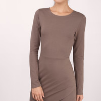 There She Goes Bodycon Dress