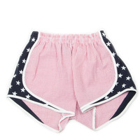 Lauren James: Stars & Stripes Shorties