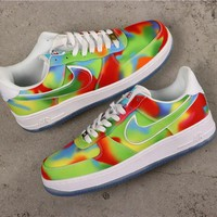 Nike Air Force 1 Low AF1 Multicolor Shoes - Best Online Sale