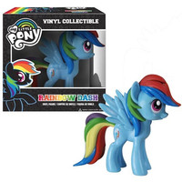 MY LITTLE PONY DASH VINYL FIGURE