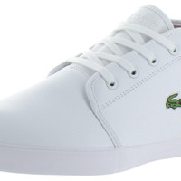 Lacoste Ampthill LCR Men's Mid Sneakers Shoes Leather