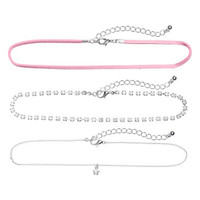 H&M 3-pack Chokers $3.99