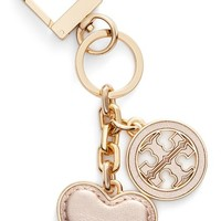 Tory Burch Logo & Heart Bag Charm | Nordstrom