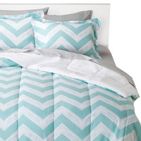 Room Essentials Chevron Bed in a Bag