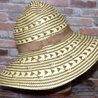 New Arden B. Womens Sun Hat One Size NWT