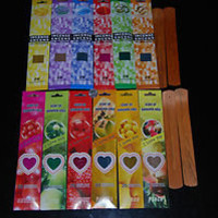 Lot Of 240pc Incense sticks With 4 Incense stick holder Free Shipping