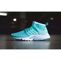 """Women """" NIKE """" Fashionable Personality Solid Color Casual Sneakers"""
