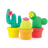 OOLY Prickly Pals Cactus Erasers