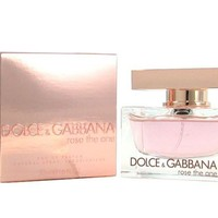 D & G Rose The One for Women by Dolce & Gabbana EDP Spray 1.7 oz