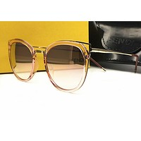 Fendi Women's Arrow Accent Sunglasses