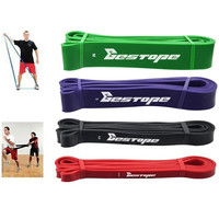 Crossfit Resistance Latex Band Body Fitness Gym Training Powerlifting Yoga Pull Up = 1932969796