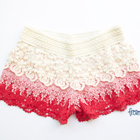 CORINNE CROCHET SHORT