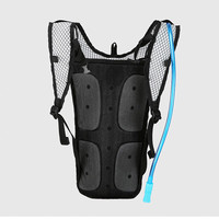 ROSWHEEL Bicycle Cycling 5L Backpack 2L Non-toxic Water Bladder Light Weight Breathable Bag Sports Running hiking Rucksack 15937