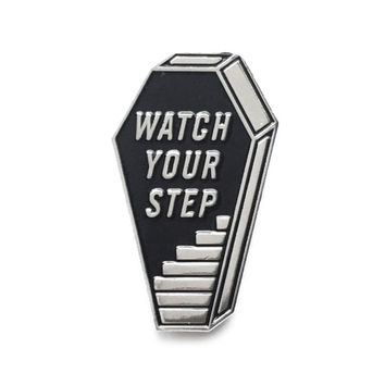 Step Pin (Limited Edition)