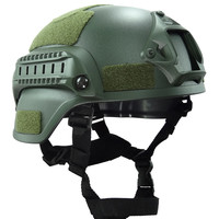 Military Mich 2000 Helmet Tactical Accessories Army Combat Head Protector Equipment Airsoft Wargame Paintball Field Gear