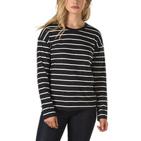 Ash Street Long Sleeve T-Shirt | Shop Womens Tees at Vans