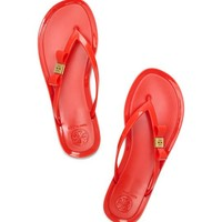MICHAELA BOW JELLY FLIP FLOP
